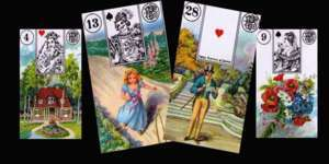 Lenormand online scarabeo